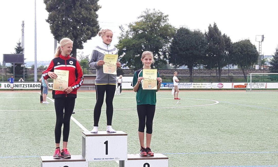 5 Titel für unsere Leichtathleten bei den Kreismeisterschaften