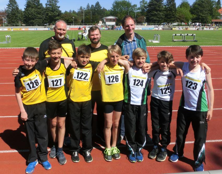 Überraschung bei den Regionalmeisterschaften im Teamwettbewerb der U14 in Kamenz
