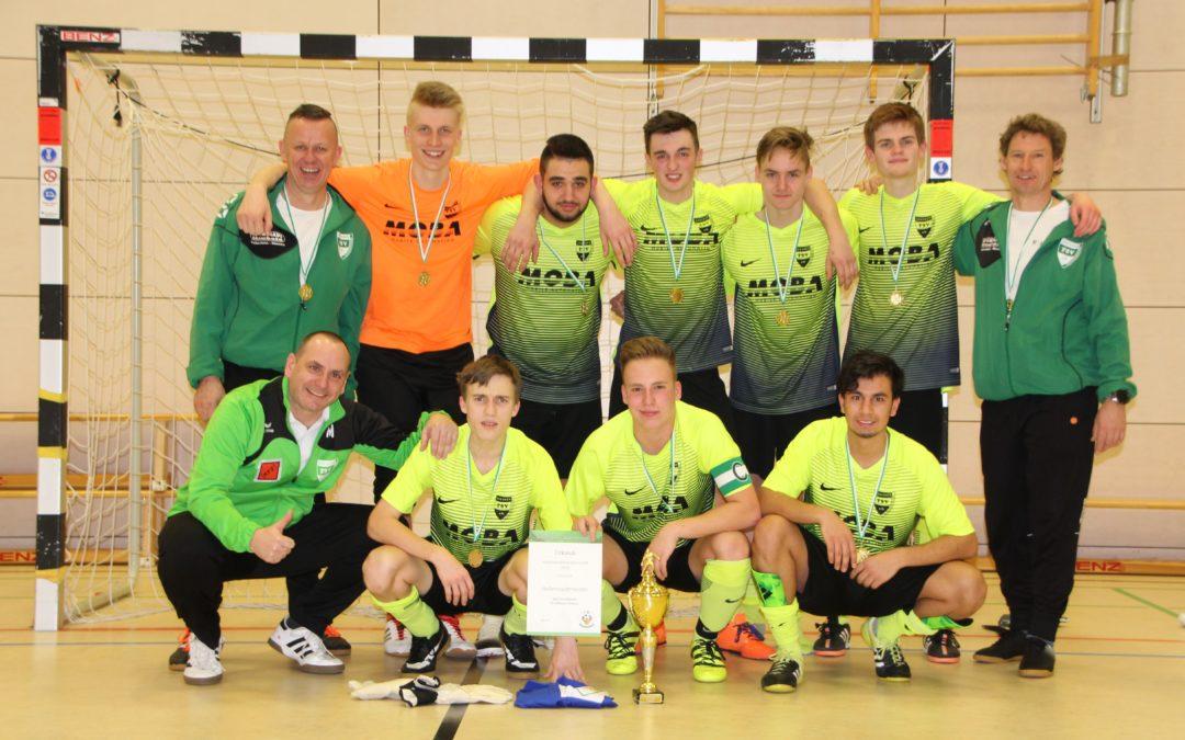 Hallenstadtmeister 2019 – A-Junioren