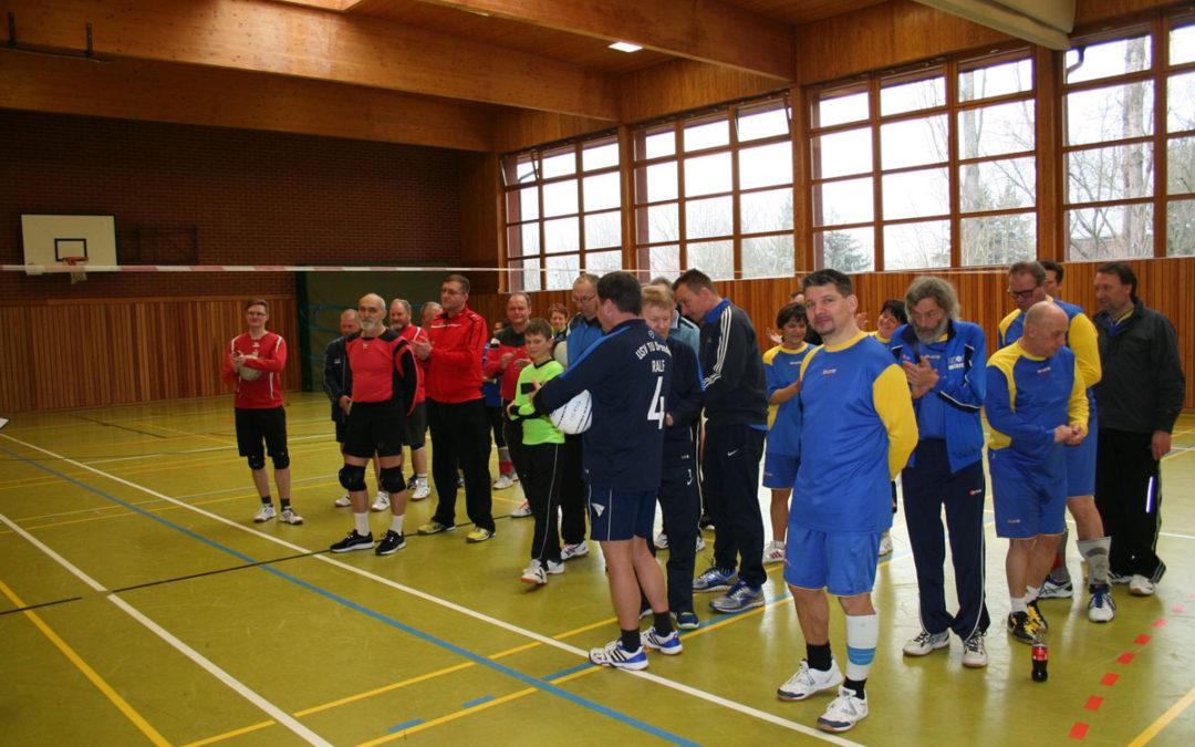Einladungsturnier Sportbereich Faustball 2018