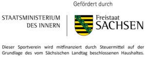Sportverein Förderung durch Freistaat Sachsen