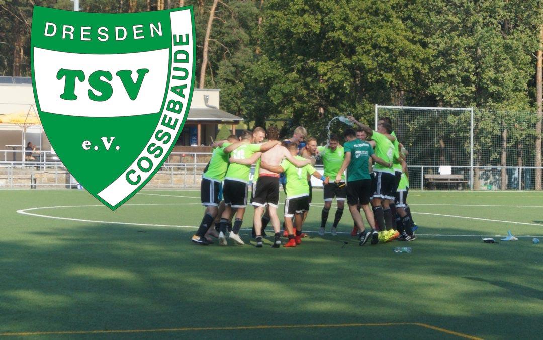 Platzwart und gute Seele für den TSV Cossebaude