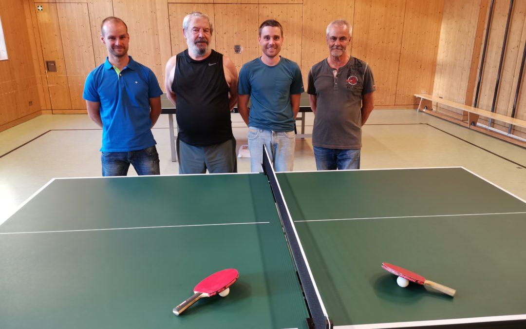 Mitgliederversammlung Allgemeine Sportgruppen