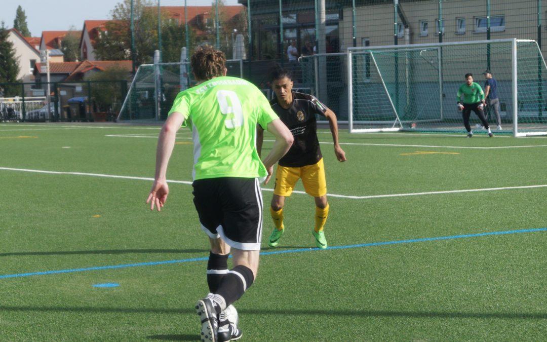 TSV feiert Kantersieg gegen FC Dresden