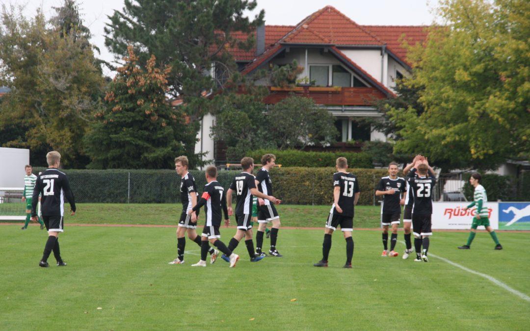 Cossebaude dreht 0:2 Rückstand gegen Süd-West