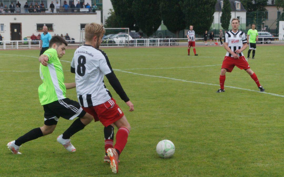 Cossebaude zieht nach Pokalfight ins Halbfinale ein