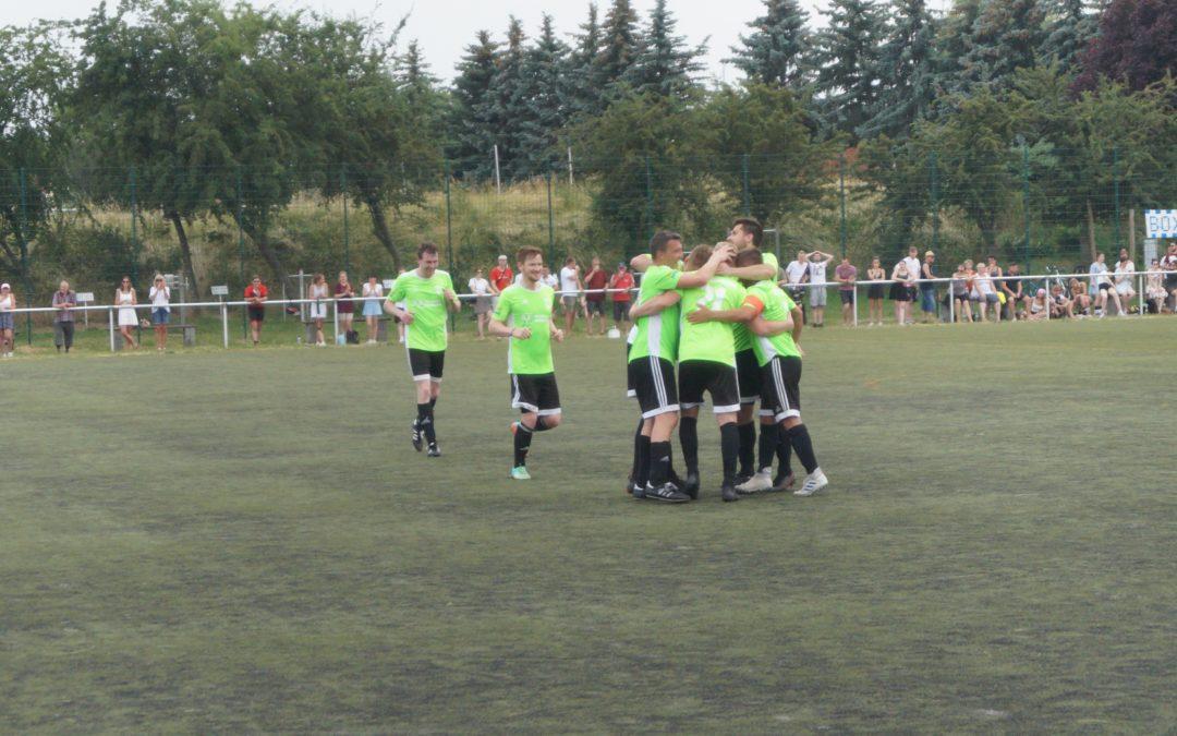 Finale – Cossebaude gewinnt in Reichenberg